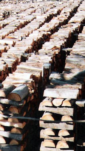 Bois de chauffage christian lalande enr - Comment savoir si le bois de chauffage est sec ...